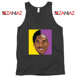 Basketball Kobe Bryant Black Tank Top