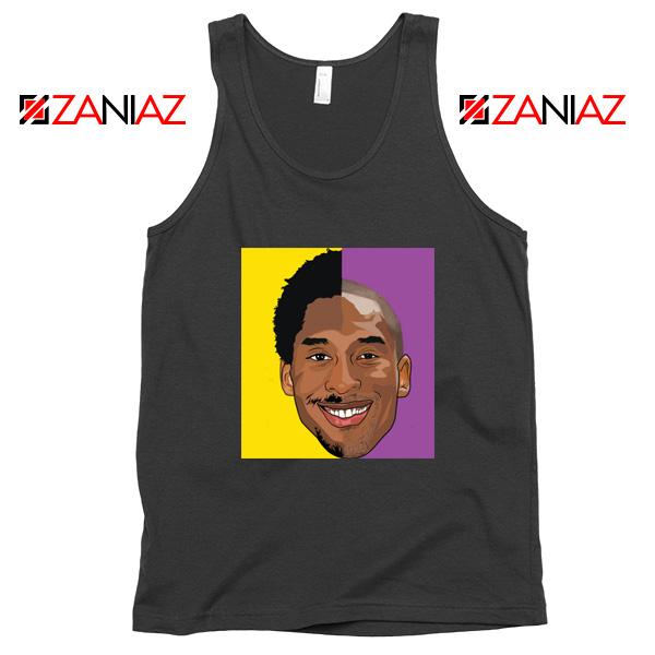 Basketball Kobe Bryant Black Tank Top