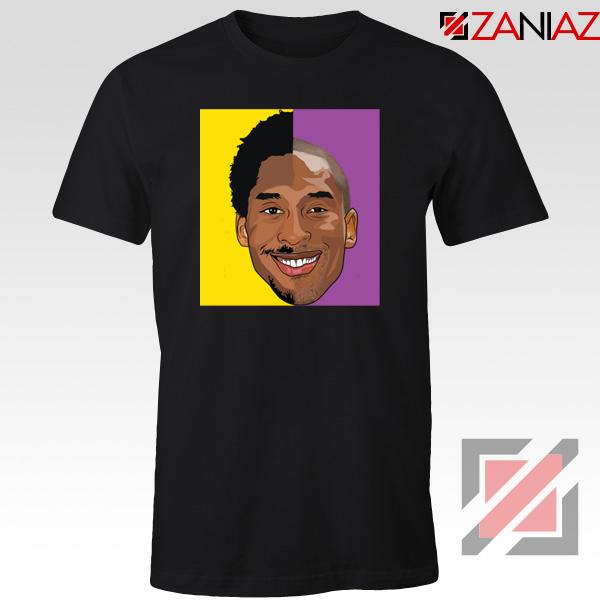 Basketball Kobe Bryant Tee Shirt LA Lakers Tshirts S-3XL