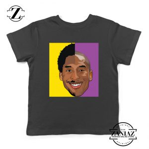 Basketball Kobe Bryant Youth Tshirt LA Lakers Kids Tees S-XL