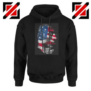 Best Kobe American Flag Black Hoodies
