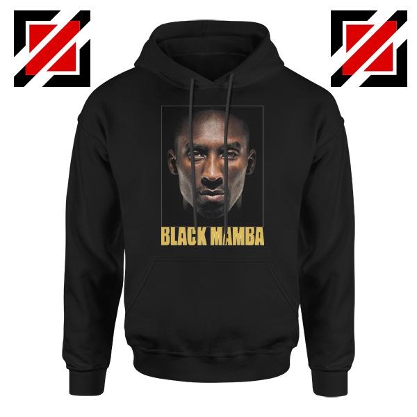 Black Mamba Kobe Bryant Black Hoodie