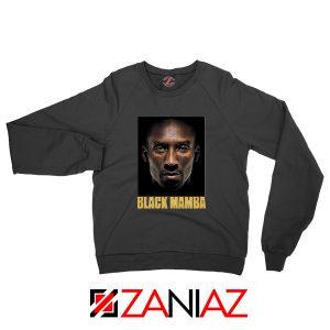 Black Mamba Kobe Bryant Black Sweatshirt