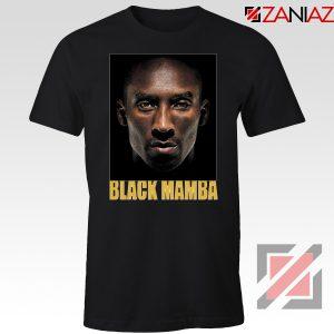 Black Mamba Kobe Bryant Black Tee Shirt