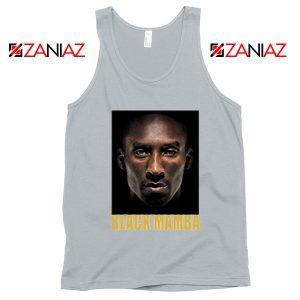 Black Mamba Kobe Bryant Gret Tank Top