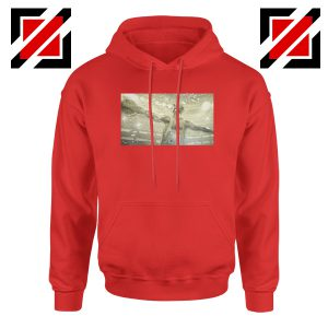 Dear Basketball Kobe Bryant Red Hoodie
