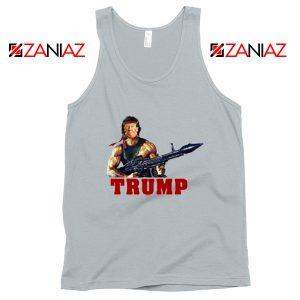 Donald Trump Rambo Tank Top