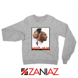 Faces Kobe Bryant Sport Grey Sweater