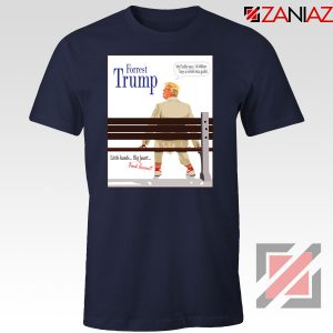 Forrest Trump Navy Tee Shirt