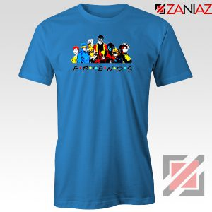 Friends X Men Team Blue Tshirt