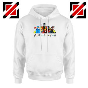 Friends X Men Team Hoodie