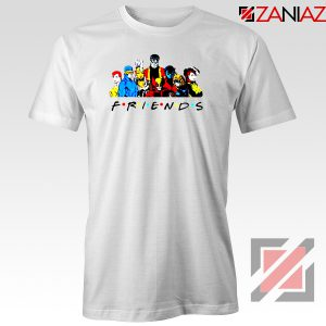 Friends X Men Team Tshirt