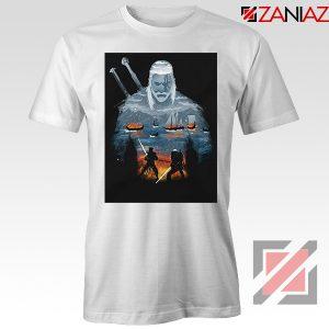 Geralt And Eredin Tee Shirt