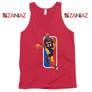 Greatest NBA Players Red Tank Top