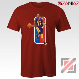 Greatest NBA Players Red Tshirt