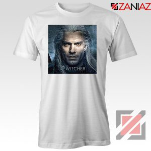 Henry Cavill Serial The Witcher Tshirt
