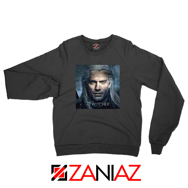 Henry Cavill The Witcher Sweatshirt
