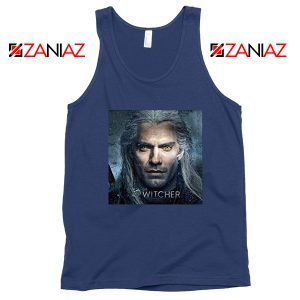 Henry Cavill The Witcher Tank Top