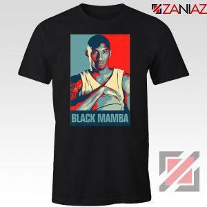 Kobe Bryant Nickname Black Tshirt