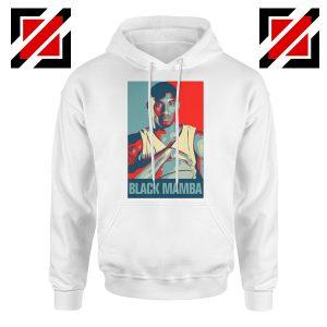 Kobe Bryant Nickname White Hoodie