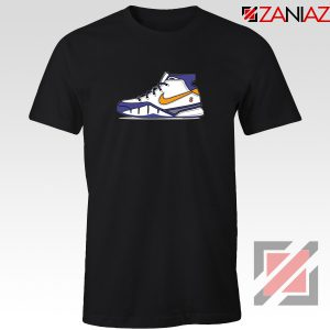Kobe Bryant Shoes Black Tshirt Basketball