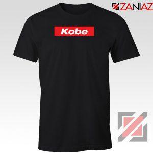 Kobe Bryant Supreme Black Tshirt