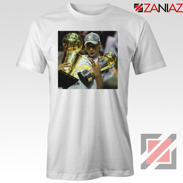 Kobe Bryant Surprising Trophies Tshirt