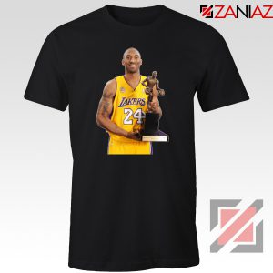 Kobe Bryant Trophy Lakers Tshirt