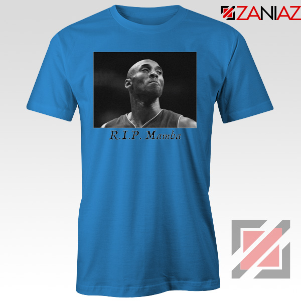 Kobe Bryants Best Plays Blue Tshirt