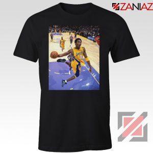 Kobe Poster Dunks Black Tshirt