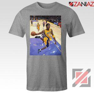 Kobe Poster Dunks Grey Tshirt