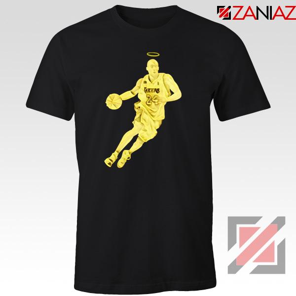 Lakers Kobe Bryant Poster Black Tshirt