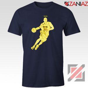 Lakers Kobe Bryant Poster Navy Tshirt