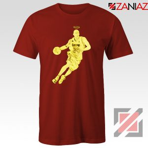 Lakers Kobe Bryant Poster Red Tshirt