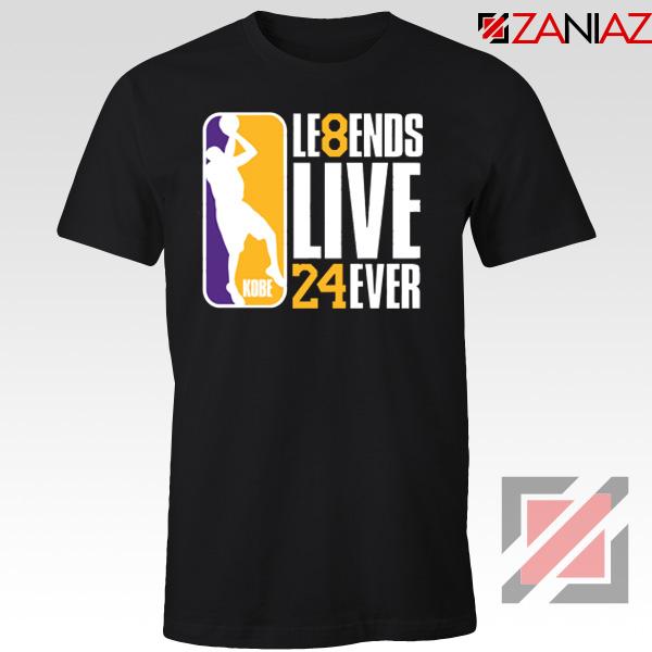 Legends Kobe Live Forever Tshirt