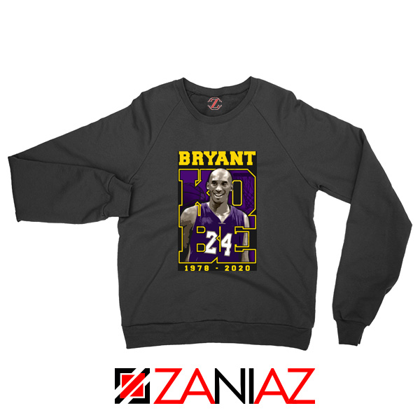 Los Angeles Lakers RIP Black Sweatshirt