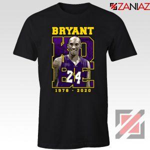 Los Angeles Lakers RIP Black Tshirt