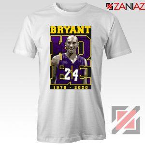 Los Angeles Lakers RIP Tshirt Kobe Bryant Tee Shirts S-3XL