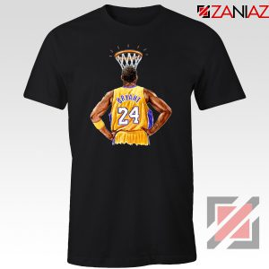 NBA Kobe Black Tshirt