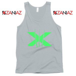 Neon X Men Claw Grey Tank Top