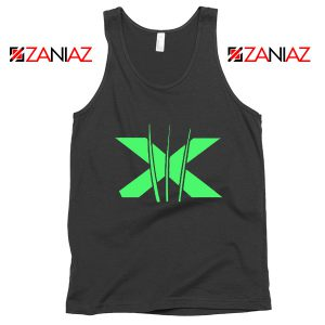 Neon X Men Claw Tank Top