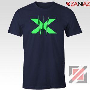 Neon X Men Claw Tshirt