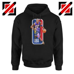 RIP Kobe Bryant NBA Lakers 24 Black Hoodie