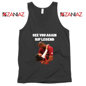 See You Agaian Legend Black Tank Top