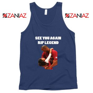 See You Agaian RIP Legend Kobe Tank Top Basketball Player