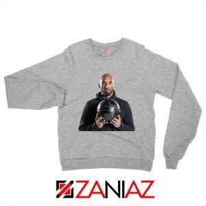 Spalding Kobe Bryant Sport Grey Sweater