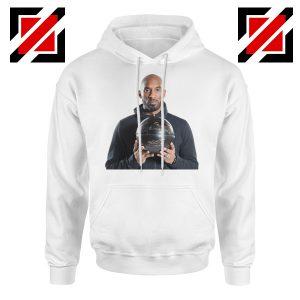 Spalding Kobe Bryant White Hoodie