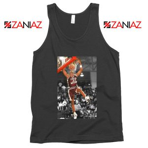 Superstar Kobe Bryant Black Tank Top