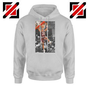 Superstar Kobe Bryant Grey Hoodie