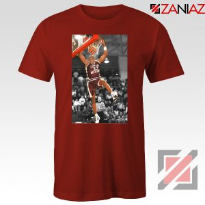 Superstar Kobe Bryant Red Tee